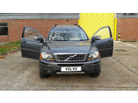 Volvo XC90 2.4 D5 SE 2008 7 seats Leather seats,