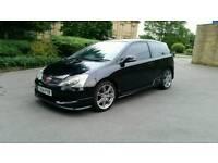 2004 (54) Honda Civic Type-R ( Face Lift )2.0 petrol 200bhp 6speed Manual AC