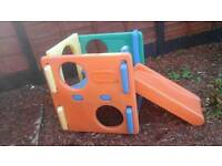Little tikes climbing frame and slide great condition