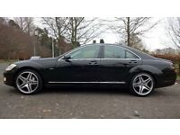 59 reg mercedes benz s class full service history with very low miles