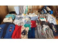 Baby boys clothes 6-9 .... £10 the lot