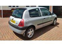Renault, CLIO, Hatchback, 1999, Manual, 1149 (cc), 3 doors