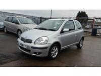 2004 Toyota Yaris automatic genuine low mileage
