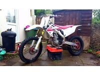 Crf 450 EFI PRICE DROP READ FULL ADD!