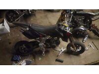 Mini moto dirt bike off road