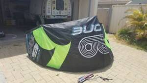 Ozone Reo 6M Kite complete with Bar and Bag