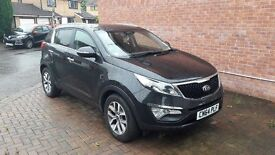 Kia Sportage - Great Car, Great Condition, Low Mileage