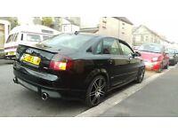 Audi A4 1.9 TDI 130 bhp RS4 replica not m3 m sport m packet sline s4