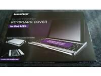 Keyboard cover iPad 2/3/4