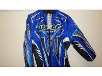 wulfsport jacket motocross motox quad youth junior kids size 32 approx age 11