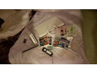 Wii Fit Bundle, Board & Games