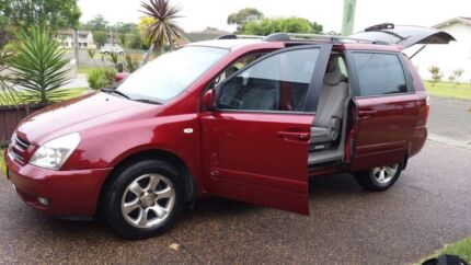 2006 KIA Grand Carnival EX Queanbeyan Queanbeyan Area Preview