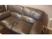 Leather Sofa Free *Pick up only*