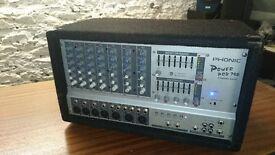 PHONIC POWERPRO 740 Powered Mixer