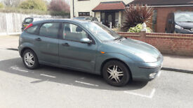 Grab your self a Bargain-1.6 petrol with good service history and reliable family car.