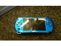 PSP BLUE**6MTH GUARANTEE***