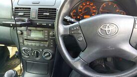 Toyota Avensis 2.0 D4-D Tourer 60MPG*3 Keys*New Tyres* Towbar* Alarm