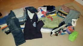 70+ pieces of boys clothing, 6-8 years old