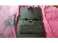 Usb tablet keyboard