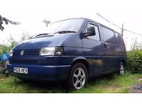 Overhauled VW T4 Transporter with brand new engine + many other new parts. MOT 7/8/17 no advisories