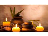 Body relaxing massaje!