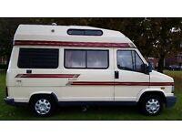 Talbot Autosleeper 2+2 Rambler, 2 LTR Petrol, Low Mileage