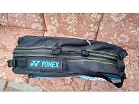 Blue Yonex Racquet Bag (4 compartments)