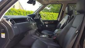 Land Rover Discovery 4 SDV6 HSE (black) 2013-09-18