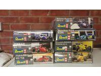 1:20 scale F1 car model kits