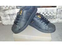 mens adidas superstar size 8
