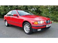 RARE BMW 316i SE, 11 MONTHS MOT, 1 OWNER, LOW MILES