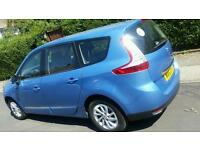 Renault Scenic 2013 PCO 1 year MOT 10 Months. 22K only. 7 seater. Diesel.