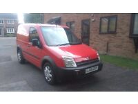 2006 FORD TRANSIT CONNECT 1.8 TDDI - 12 MONTHS MOT - LOW MILES VAN