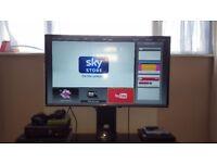 """40"""" Panasonic Vierra Smart TV"""