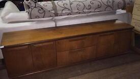 Retro mid century sideboard