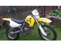 Spares and Repairs = AJS YXR 125cc on road trailbike