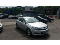 2006 (56 reg) Vauxhall Astra 1.4 i 16v SXi Sport Hatch 3dr FOR SALE £795 SOLD WITH 12 MONTHS MOT