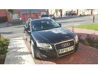 Audi A4, 2007 Estate 112,000 miles Automatic 2.0L Diesel