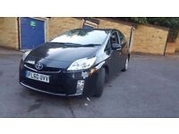 TOYOTA PRIUS 60 PLATE NICE CLEAN CAR PCO VALID NEW TYRE ALLOY WHEELS HPI CLEAR WARRANTED MILES