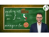 LEARN ITALIAN LESSONS ONLINE LANGUAGE TUTOR ONE TO ONE GROUP LESSONS QUALIFIED TEACHER
