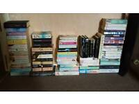 Job lot 67x books