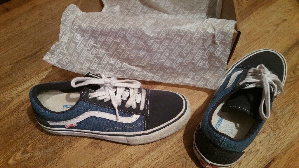 vans shoes size 8 uk