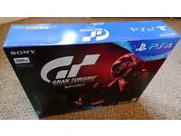 New (Box not Opened) Sony Play Station 4 PS4 Gran Turismo Sport