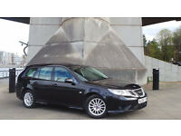 2008 08 SAAB 9-3 LINEAR SE TID 1.9 120 BHP ESTATE DIESEL(CHEAPER PART EX WELCOME)