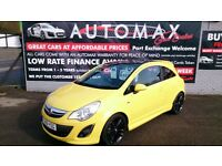 2011 (61) VAUXHALL CORSA 1.2 LIMITED EDITION 3 DOOR HATCH YELLOW DEC 2017 MOT ONLY 49K NEW SERVICE +