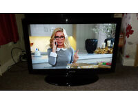 """SAMSUNG 37"""" HD LCD TV (FREEVIEW) **£85**"""