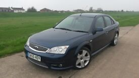 FORD MONDEO ST 2.2 TDCI SPORTS 6 SPEED EXCELLENT CONDITION DIESEL VXR TDI