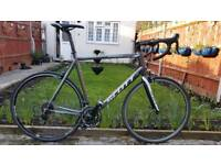 Scott Speedster 20 Road Bike Shimano 105 Carbon parts RRP£1000 not Giant Cannondale Specialized Trek
