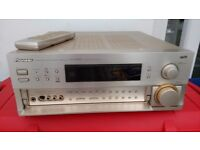 PIONEER VSX-908RDS MULTI-CHANNEL AV RECEIVER AMP. WITH REMOTE.