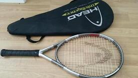 Head S6 Liquid Metal Edition Tennis Racket with Case